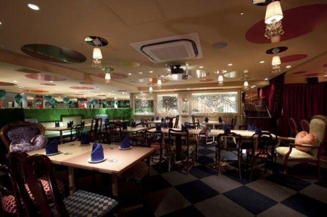 Alice in Wonderland Restaurant
