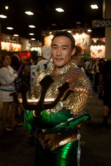 Comic Con 2013, part 2013