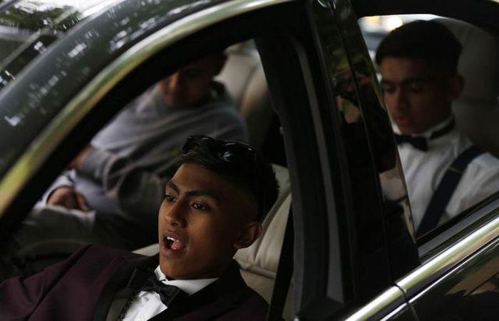 Prom in London