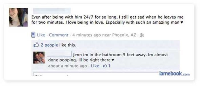 Annoying Couples On Facebook