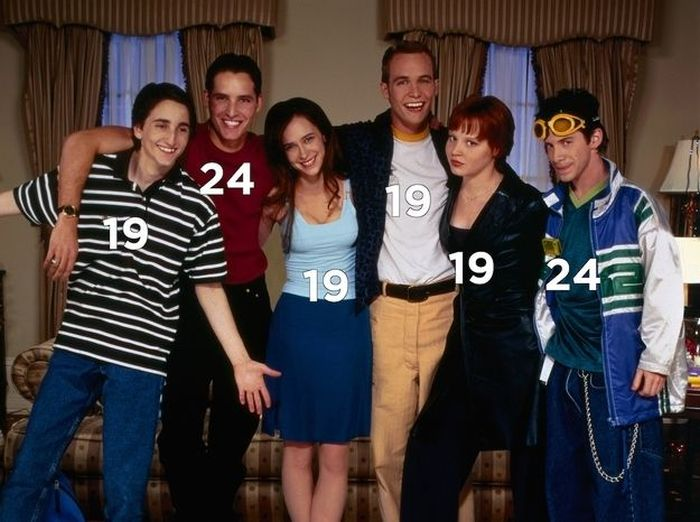 High Schoolers Ages