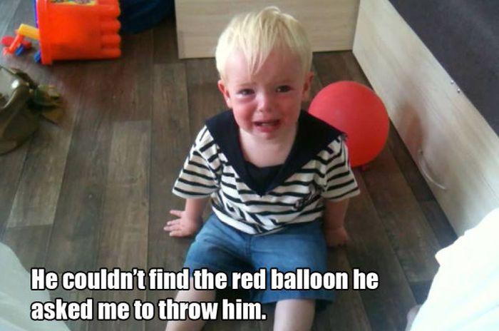 Reasons Kids Cry