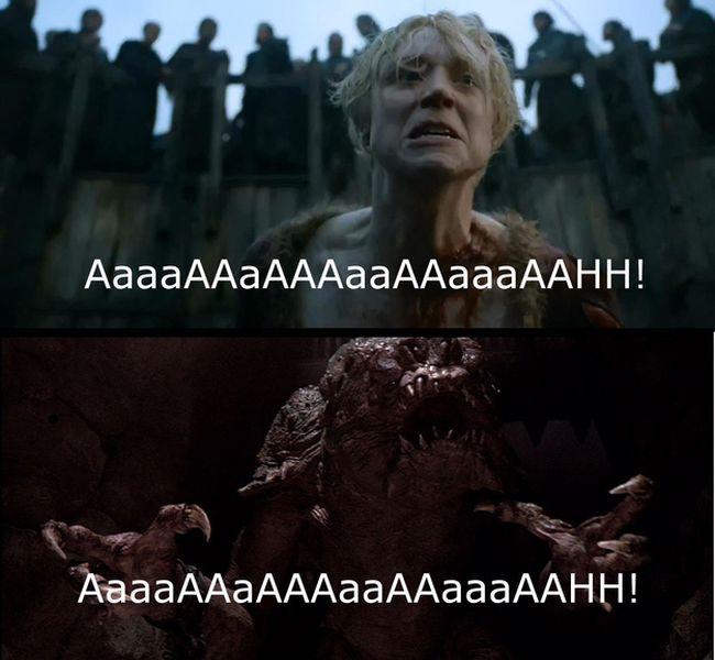 """Star Wars"" Vs. ""Game Of Thrones"""