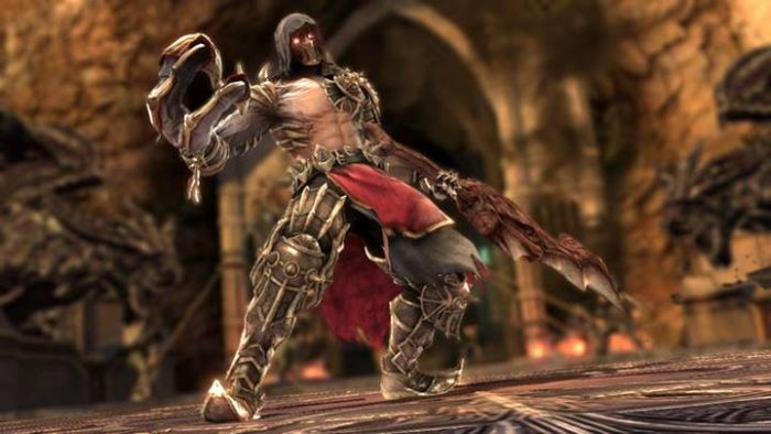 Full Size Nightmare's Soul Edge from Soul Calibur 5, part 5