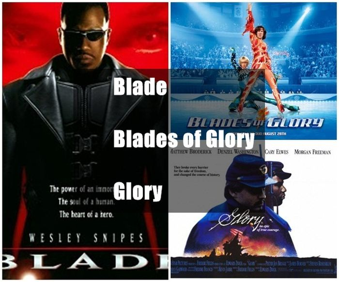 Confusing Similar Movie Titles