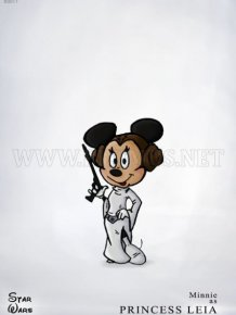 When Disney and Star Wars Meet