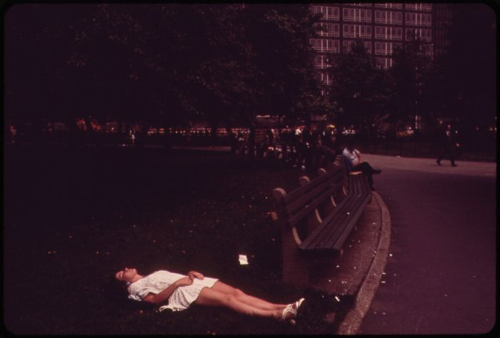 New York City In 1973, part 1973