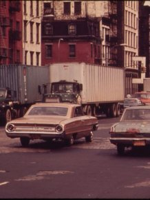 New York City In 1973