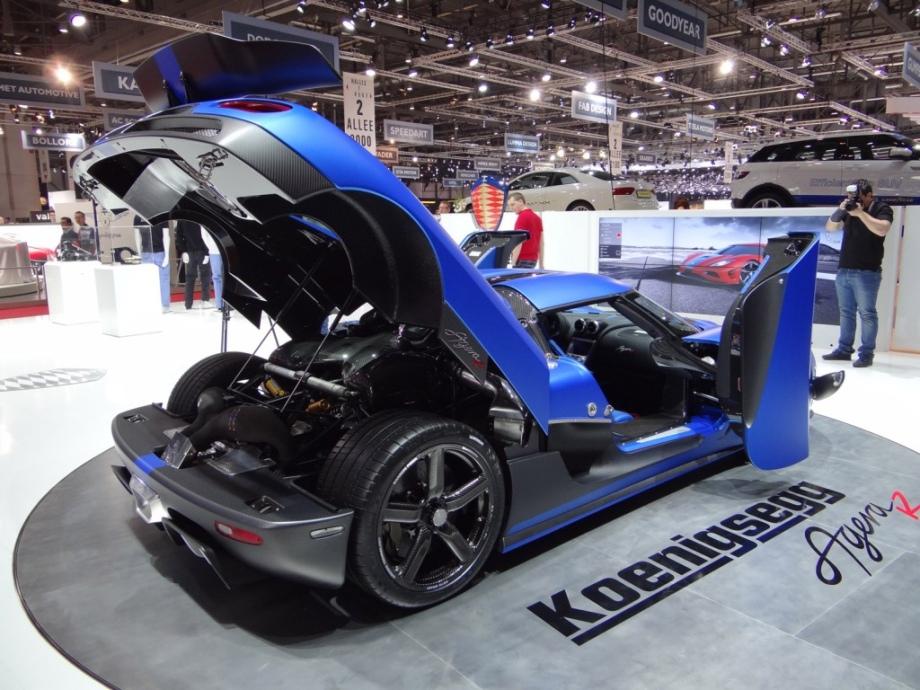 Köenigsegg Agera R
