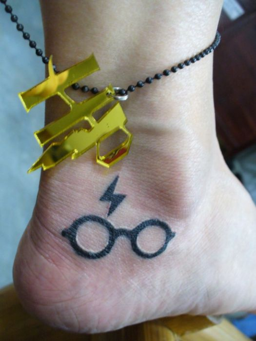 Harry Potter Tattoos