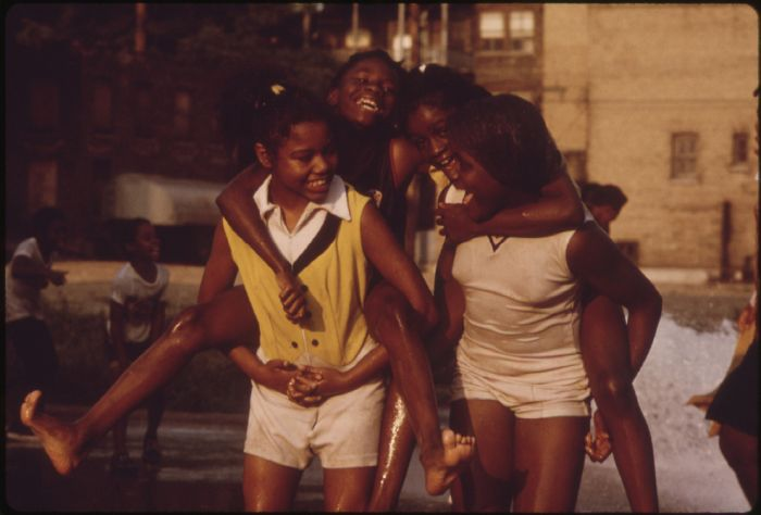 Black Life in Chicago in the '70s