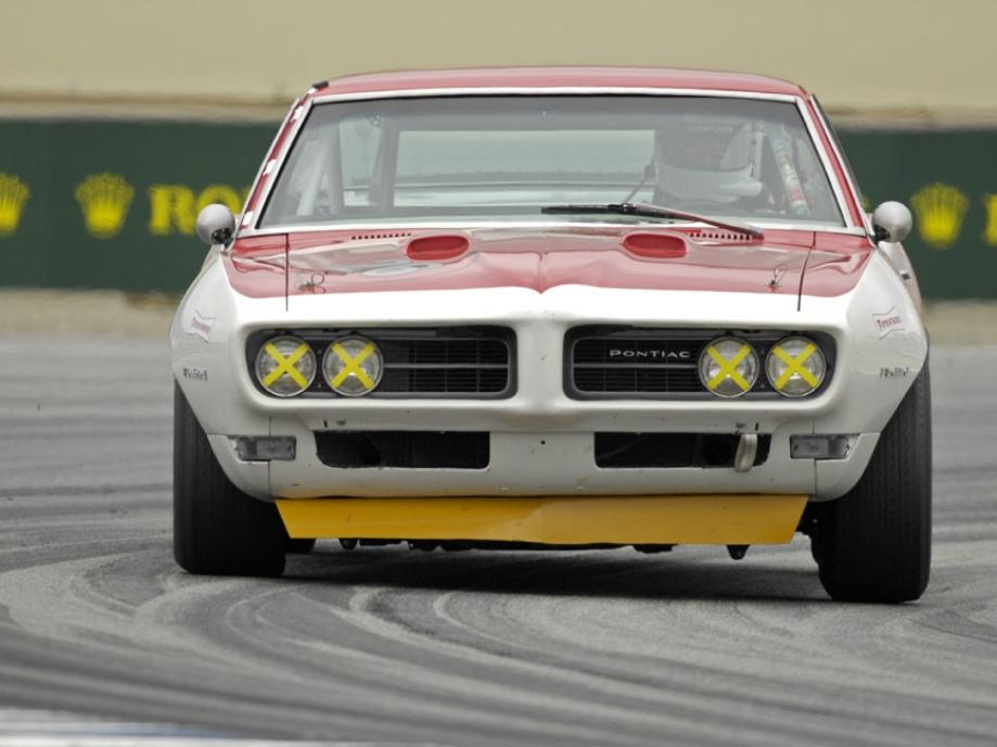 1968 Pontiac Firebirds