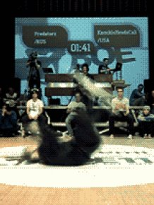 Breakdancing GIFs