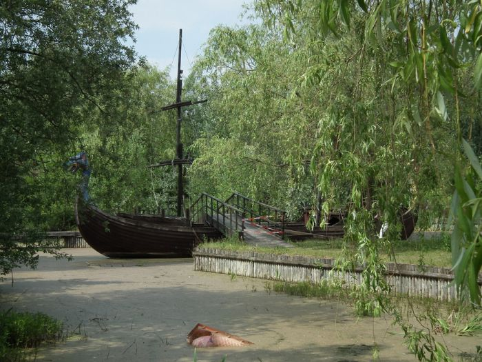 Spreepark, Abandoned German Amusement Park