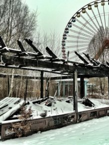 Spreepark, Abandoned German Amusement Park