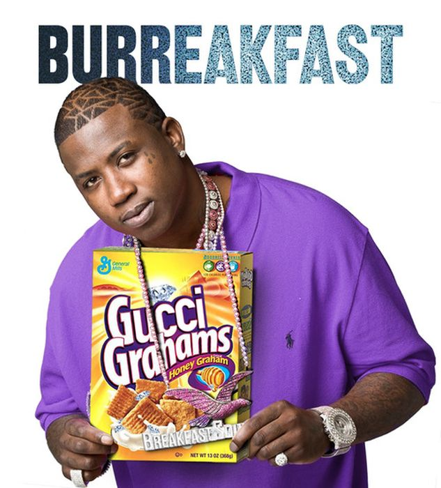 Rappers and Cereals