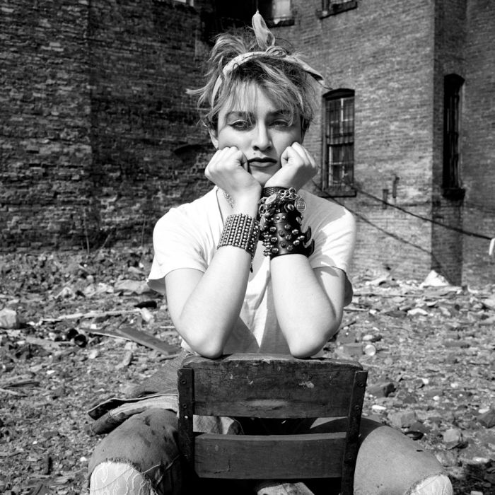 Young Madonna