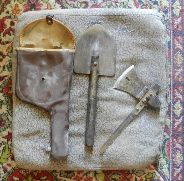 Soviet Saw-Hatchet-Shovel