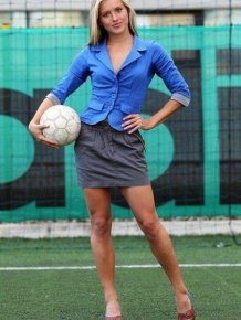 Tihana Nemcic, the Hottest Coach Ever