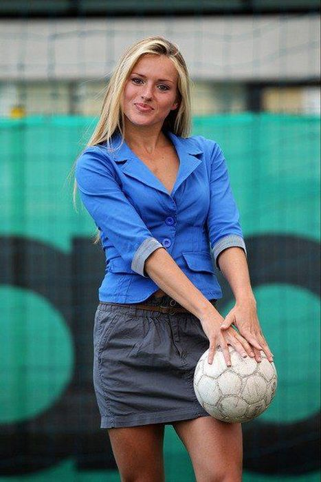 Tihana Nemcic, the Hottest Coach Ever