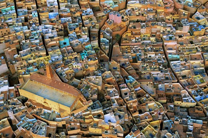 Cities from Above