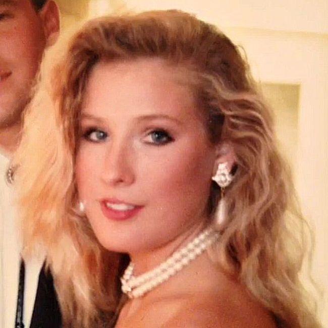 Young Dita Von Tesse