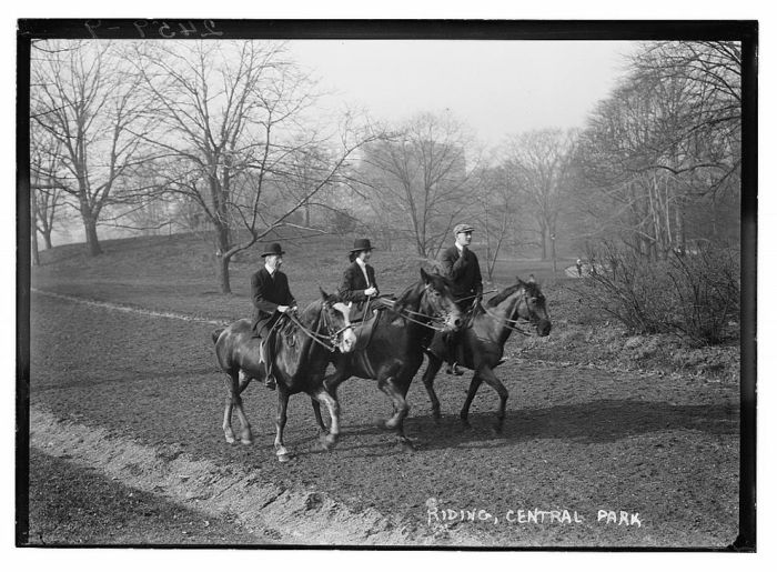 Central Park in the Early 1900s