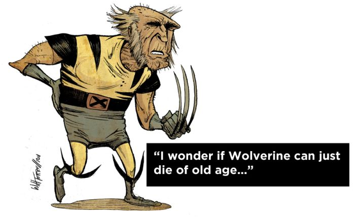 How to Kill Wolverine