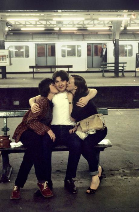 London Underground in 1980's