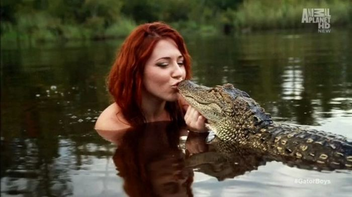Photos of Ashley Lawrence from Gator Boys
