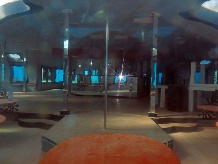 Abandoned Underwater Strip Club