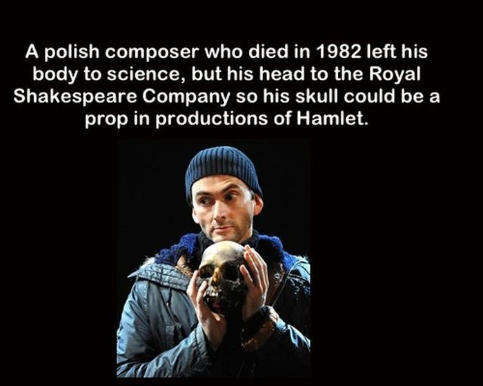 Interesting Facts, part 8