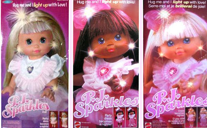 '90s Toys and Games for Girls