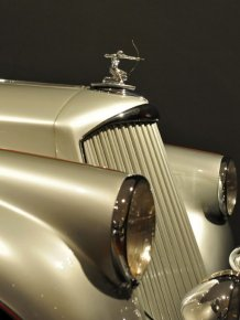 1933 Pierce Silver Arrow