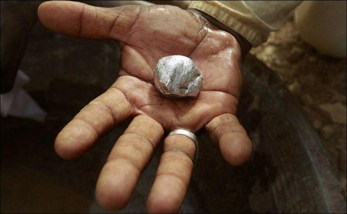Gold Rush in South Sudan