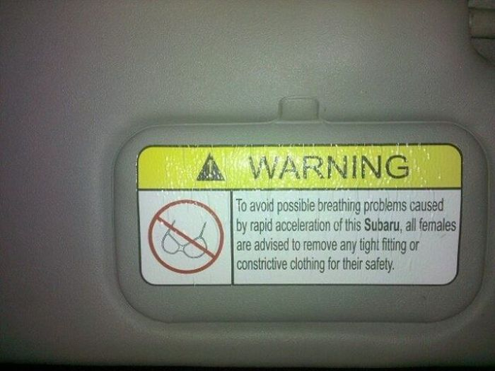 Safety First, part 2