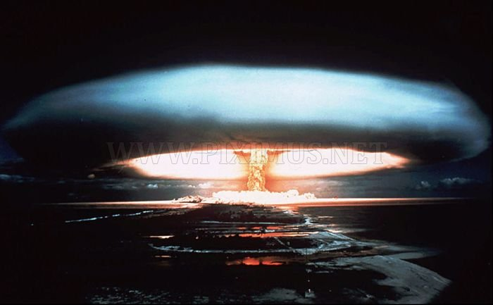 Nuclear Bomb Tests