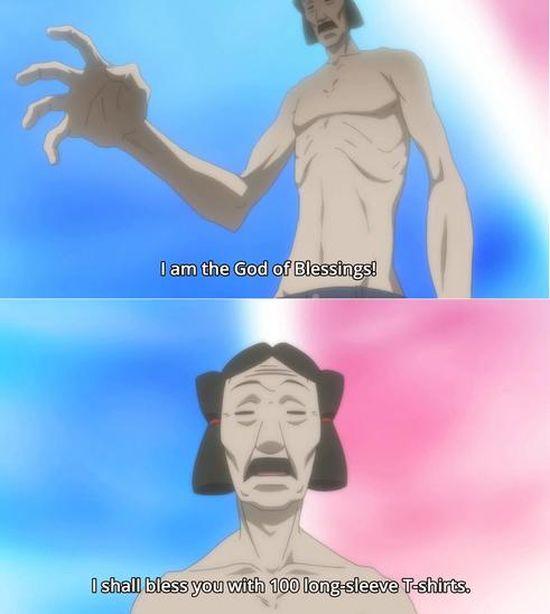 Weird Anime Moments, part 2