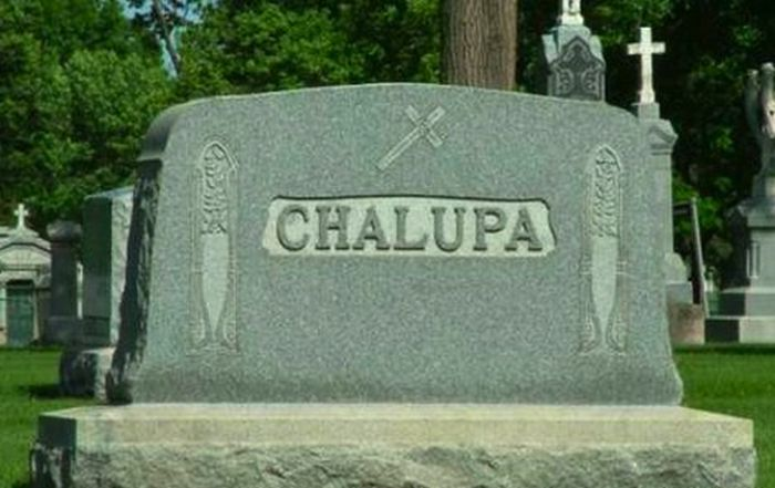 Unusual Tombstones