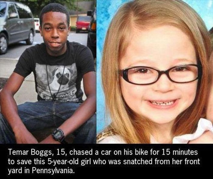 Faith in Humanity Restored, part 2