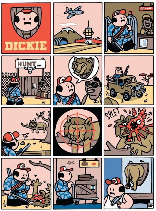 Dickie Comix