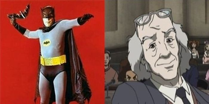 Unexpected Cartoons That Were Voiced By Celebrities
