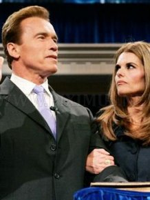 Arnold Schwarzenegger And Maria Shriver Aging Timeline