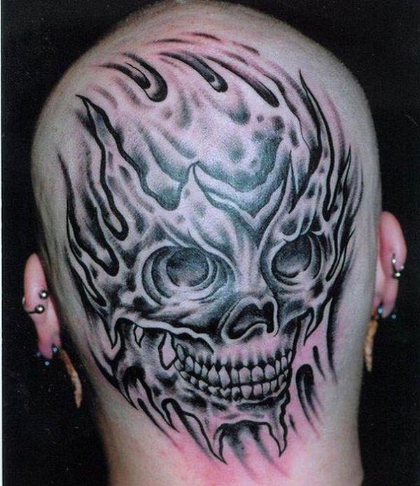 Head Tattoos