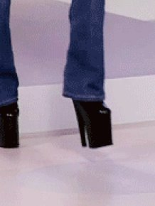 Model Falls on the Catwalk