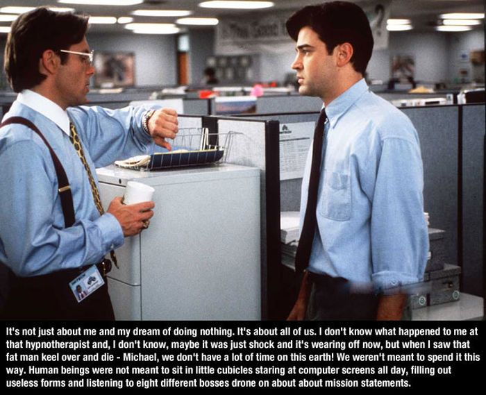 Office Space Quotes Others
