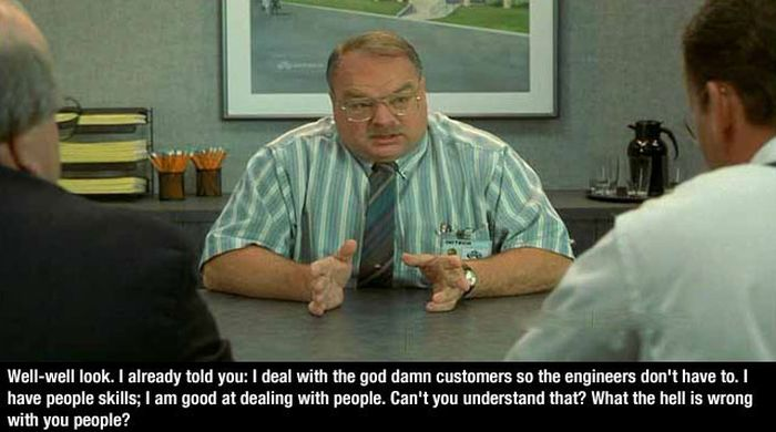 Funny Meme Office Space : Office space quotes others