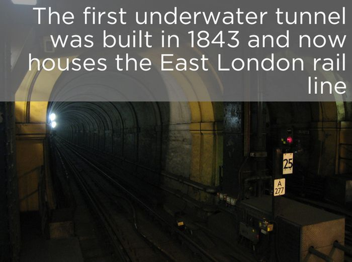 Interesting Facts About The River Thames