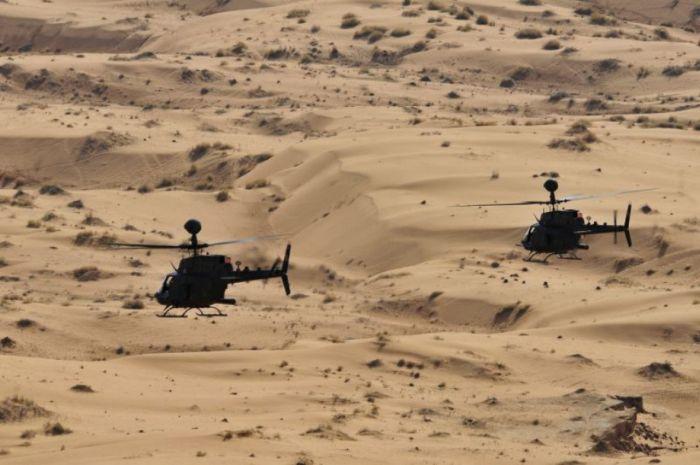 Bell OH-58D Kiowa Warrior