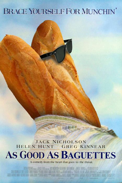 If All Movies Were About Food, part 2